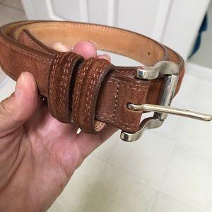 Billy Belts Calif. Sz 34 Men's Leather Belt